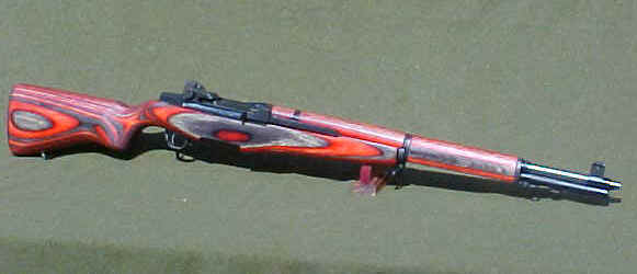 NMA Master/High Master Level Match Rifle Specs