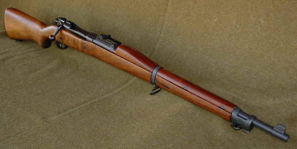springfield armory 1903 springfield match rifle sn1400xxx