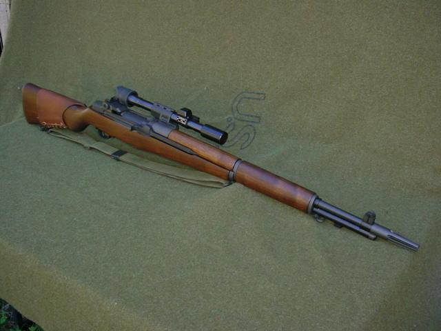 加德兰步枪图片_Gallery of NM Rifles Past and Present